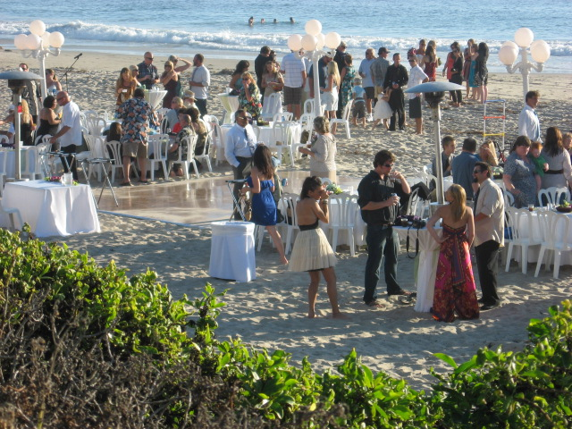 Ceremony Reception Can Be Held At Huntington Beach Or Salt Creek 33333 S Pacific Coast Hwy Dana Point Ca 92629 Permit Fees For These Locations