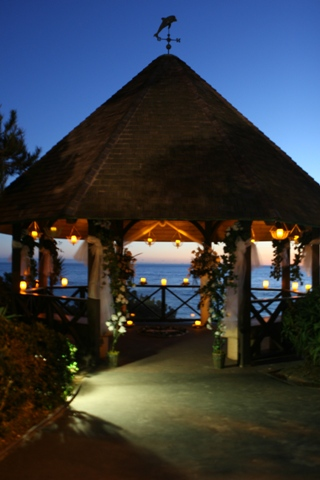 Heisler Park Gazebo Laguna Beach Evening Sunset Candlelight 1600 For That Unforgettable Moment In Time Created Designed By Rev Dian