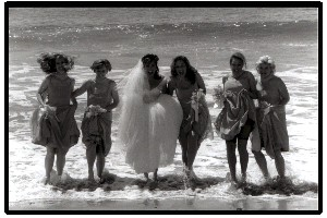 Southern California Beach Weddings - Bridesmaids